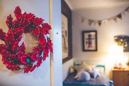 Christmas at Home: Teddy's Room