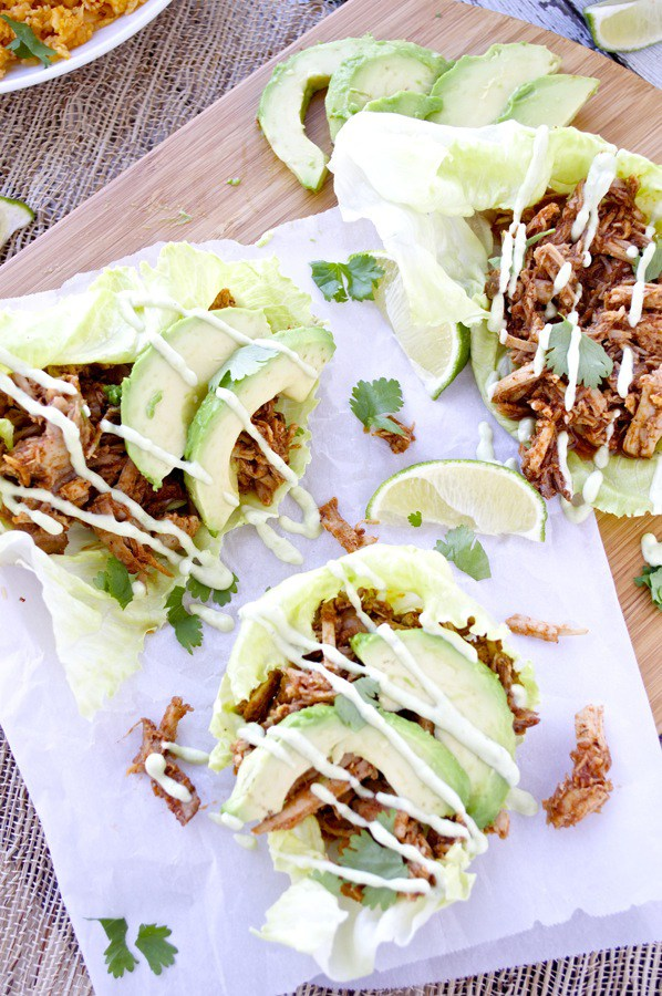 chipotle-pork-lettuce-wraps