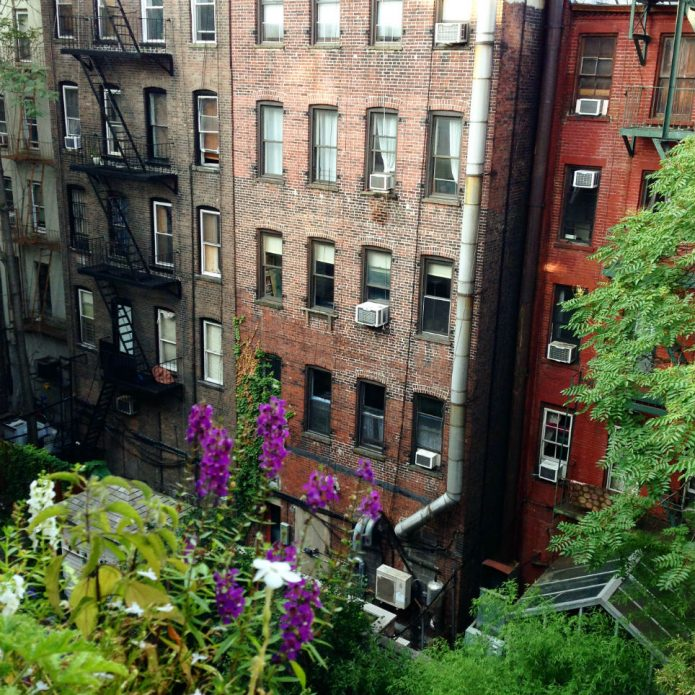 Greenwich Village Apartment view