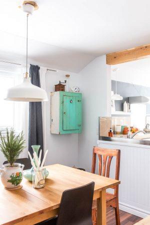 Parfaitement imparfaite: À Québec, une maison entièrement rénovée