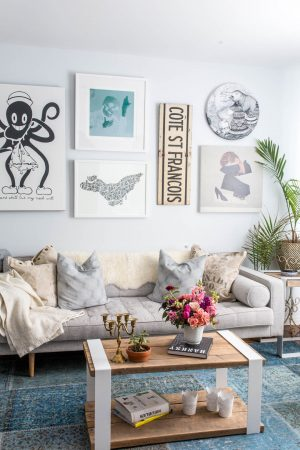 Home Crush: At Home with La Chambre Design