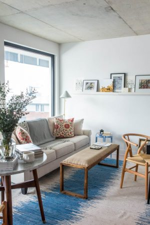 Home Crush: At Home in Griffintown with Savvy Home