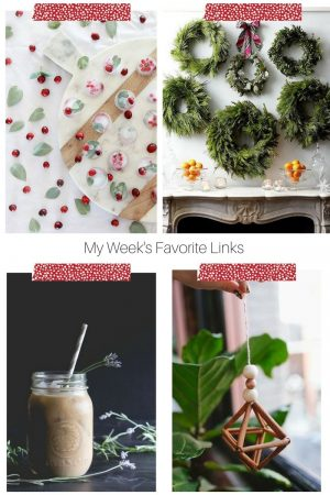 Life's Small Pleasures: My Week's Favorite Links