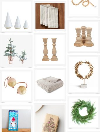 Favourite Things: Christmas Home Decor