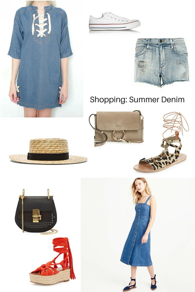 Shopping_ Summer Denim