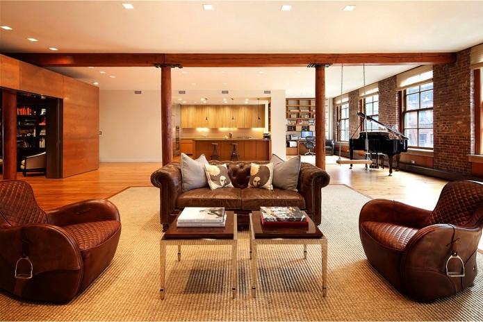 Soho loft for sale