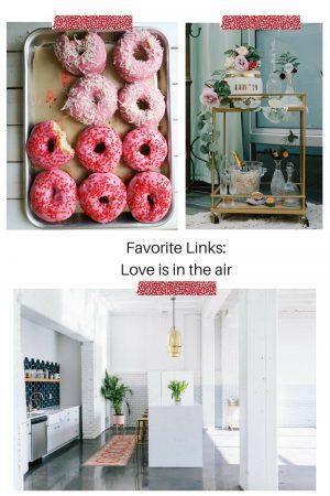 Favorite Links: Love is in the Air