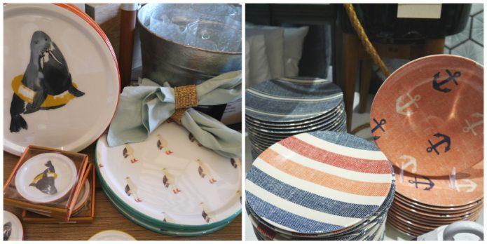 choix de vaisselle