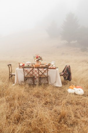 Being Thankful : A Thanksgiving Tablescape