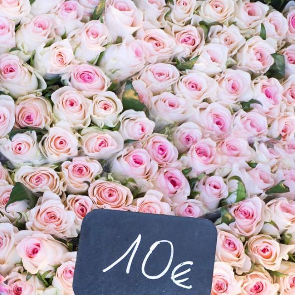 fleurs a paris