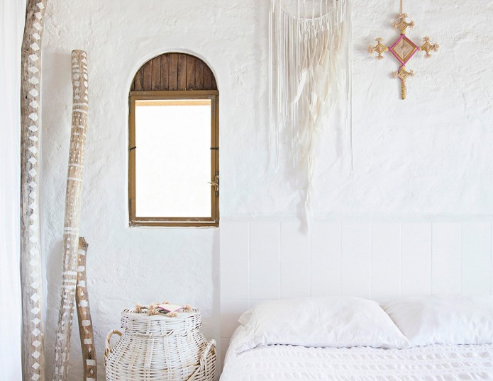mexican retreat bedroom