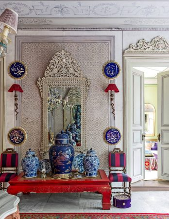 Home Tour: The Traditional Side of Istanbul