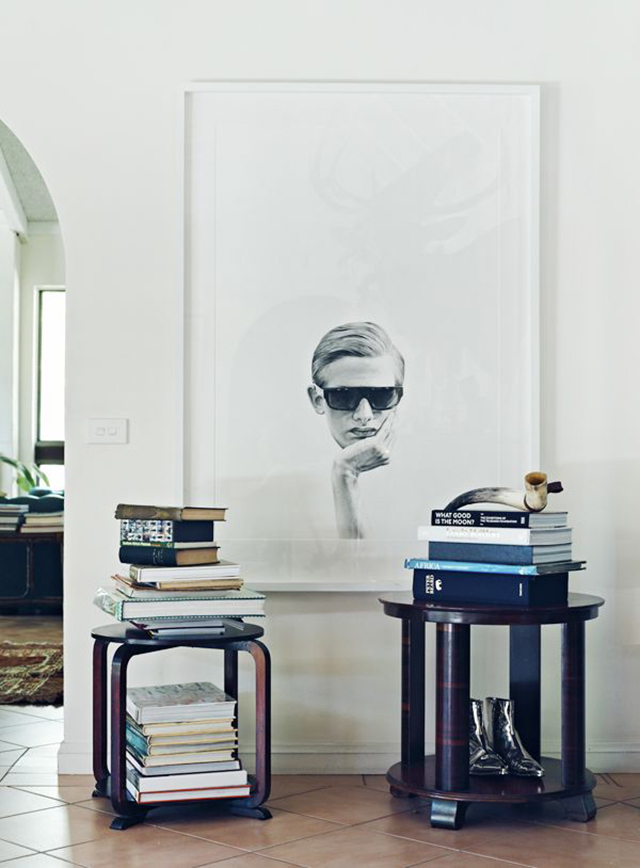 L 39 art fait la pi ce 7 astuces pour habiller vos murs damask dent - L art d habiller la table ...