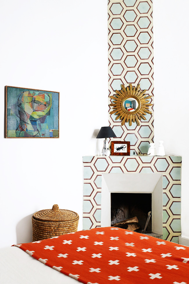 patterned home in morocco-2