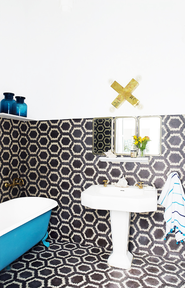 patterned home in morocco-4