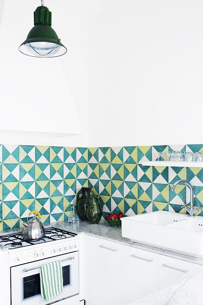 patterned home in morocco-9