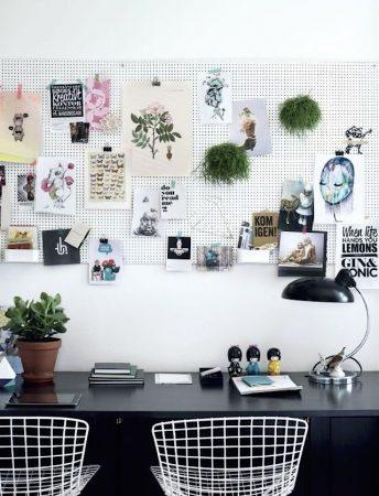 Transformation de mon bureau: l'inspiration