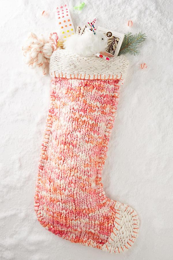 pink-stocking