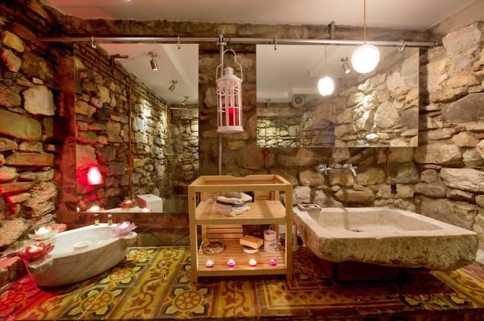 stone bathroom2