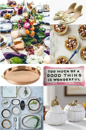 Shop the Look: Giving Thanks