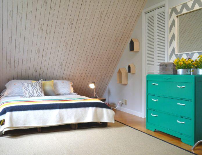 Une cabane dans les arbres - Choix de peinture pour chambre ...