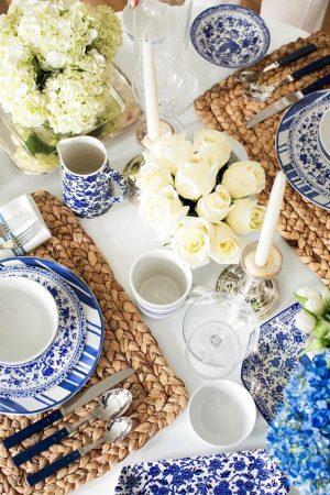 7 astuces pour utiliser notre vaisselle antique au quotidien