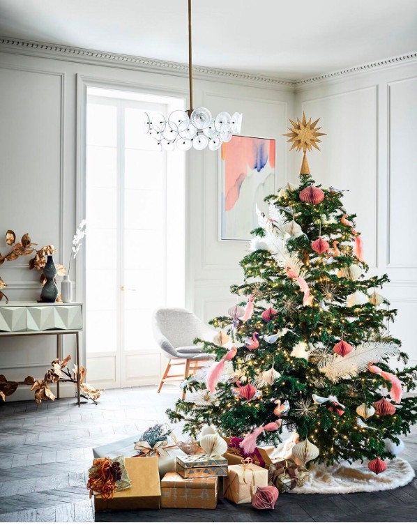 West Elm Christmas Ornaments.21 Best Christmas Decors On Instagram Interior Design