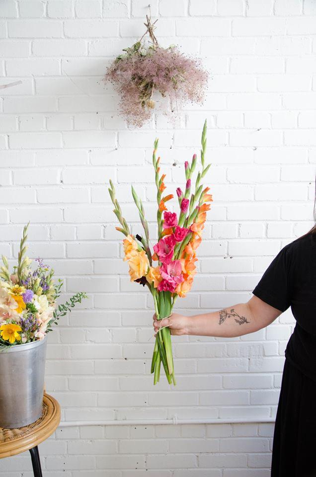 Laurie Anne, Atelier fleur, fleurs, plantes, quebec, etsy, local