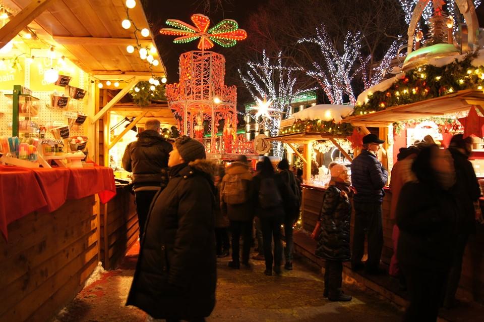 marché de noël allemand de québec, marché, québec, noël, fêtes, local