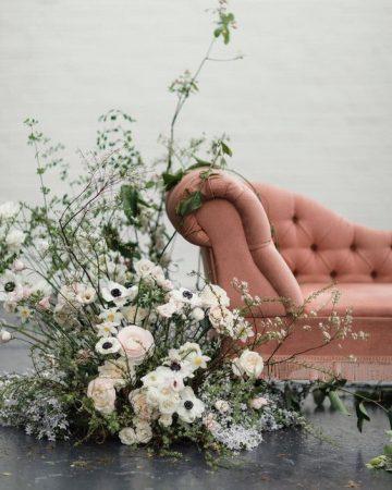 Tendances fleurs 2018