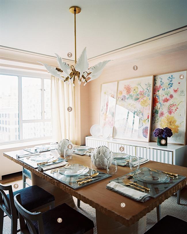 Celerie Kemble Dining Room