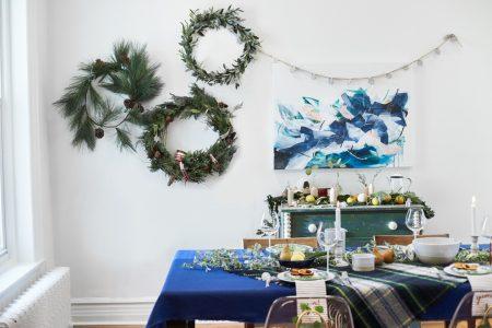 Un Noël d'inspiration écossaise avec Command
