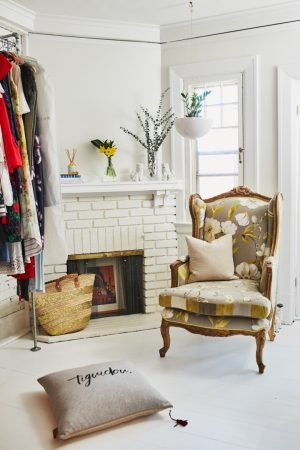 My House: Turning our Den into a Walk-In Closet