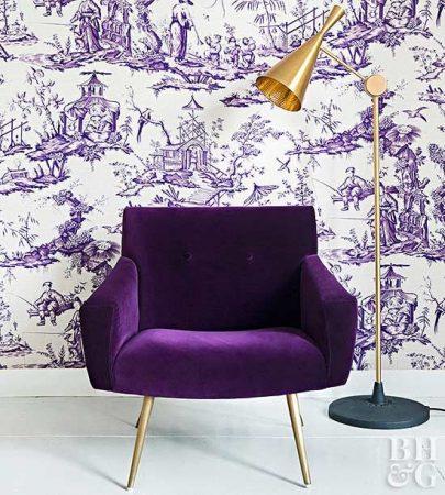 Astuces pour intégrer l'Ultra Violet de Pantone