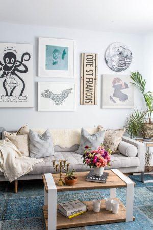 Home Crush: At Home with La Chambre Design
