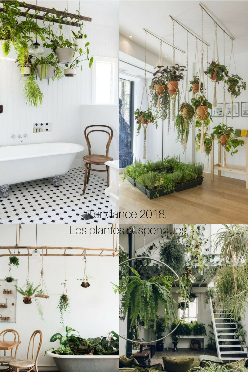un d cor hygge avec des plantes suspendues design int rieur blog. Black Bedroom Furniture Sets. Home Design Ideas