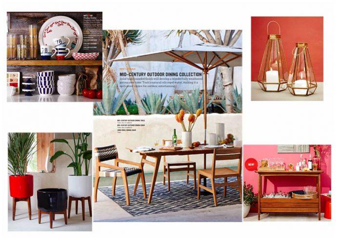 Ma sélection de mobilier et d'accessoires chez West Elm