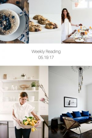 My Week's Reading
