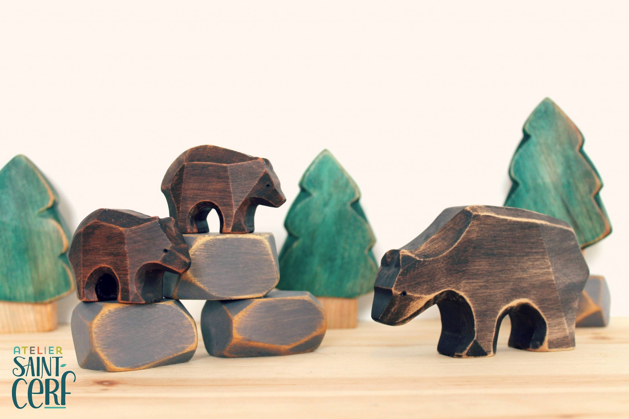 Atelier sans-cerf, etsy, jouets, jouet en bois, québec