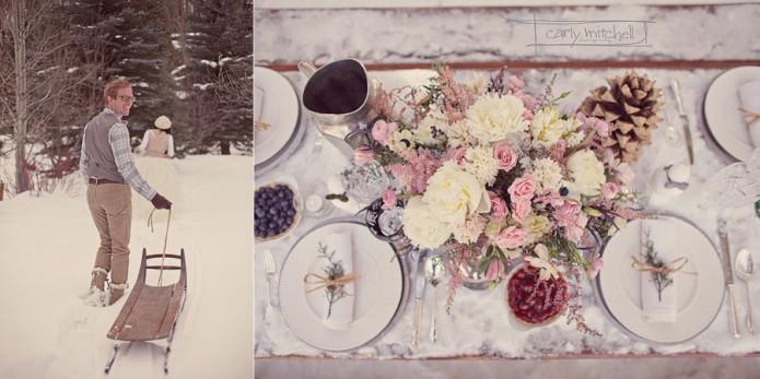 decor de table pour mariage