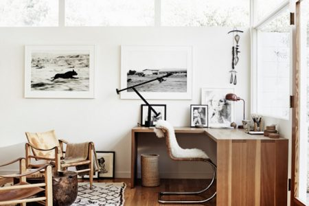 Home Crush: All about the Whites & Wood