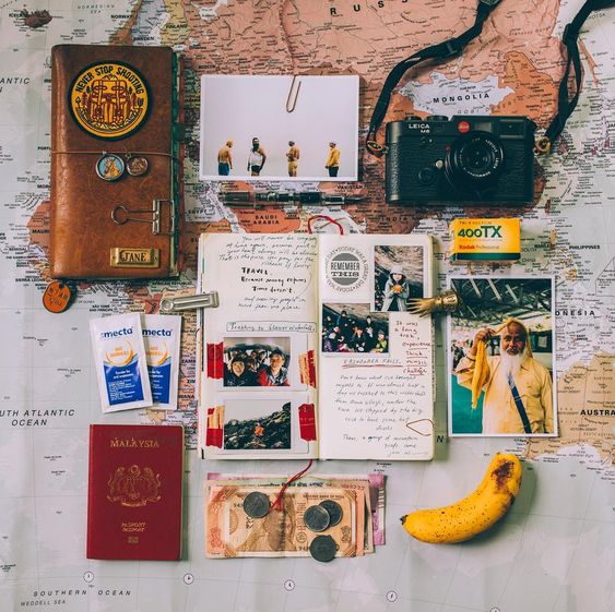 travel book, notebook, voyage, travel