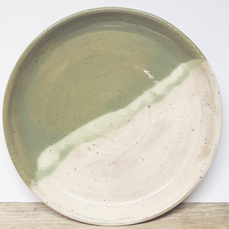 etsy, Emilie D Céramiste, céramique, assiette