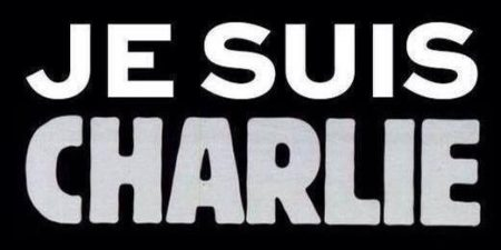 Monday Musing: Je suis Charlie