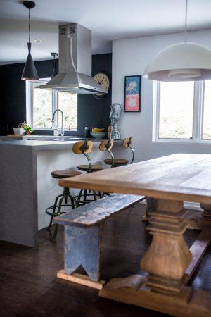 Visite Libre: Une maison vintage moderne à Rosemère