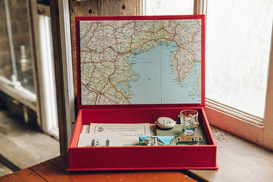 souvenir, souvenirs, box, DIY