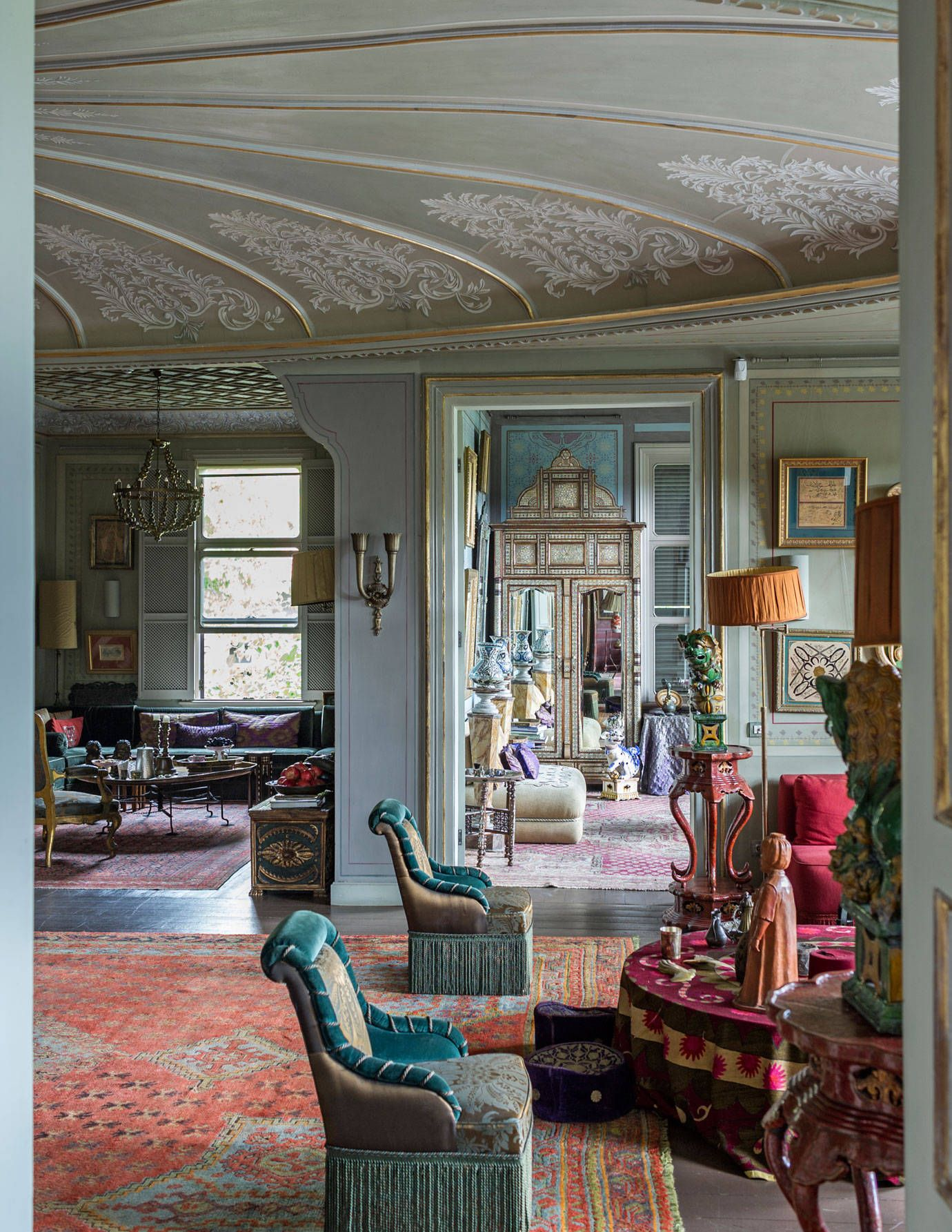 Traditional Home Interior Design: Home Tour: The Traditional Side Of Istanbul