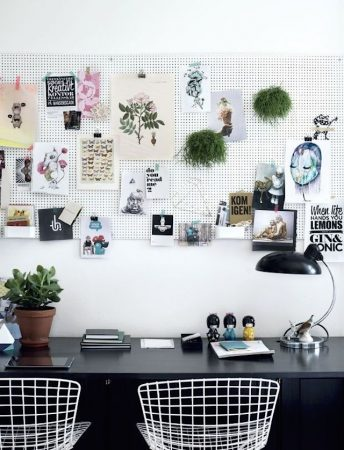 Transformation de mon bureau: l'inspiration