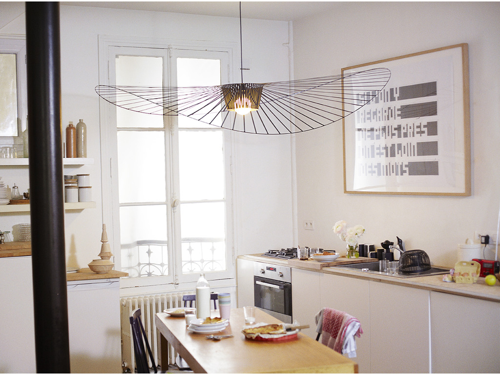 Grande Suspension Design Affordable Salle A Manger Vert Grande