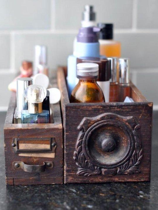 tiroirs vintage